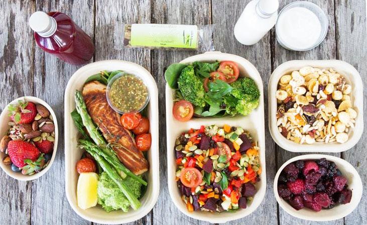 Правильное питание для похудения: меню на неделю, на день