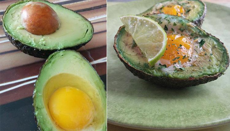 Авокадо с яйцом: интересные закуски на Новый Год 2017