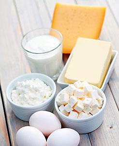 правильное питание - белок