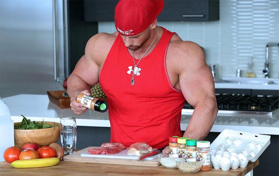 Программа питания для набора мышечной массы