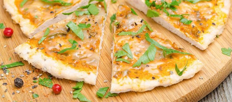 Пицца с куриной грудкой рецепт