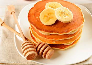 Протеиновые блины с бананом рецепт