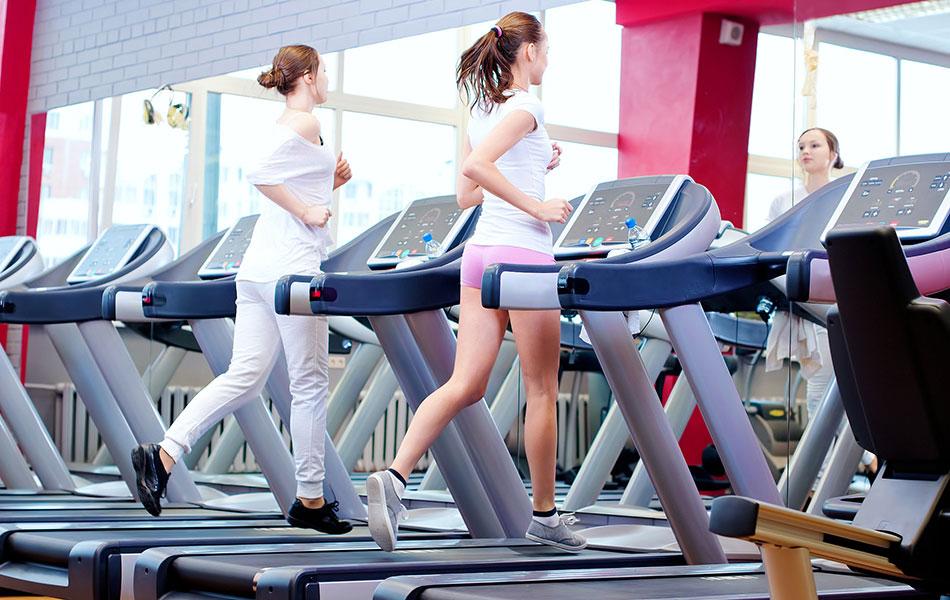 Беговая дорожка тренировка для похудения
