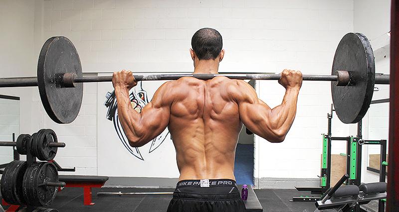 Программа тренировок в тренажерном зале для мужчин для начинающих