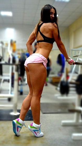 фото фитнес бикини алла семёнова