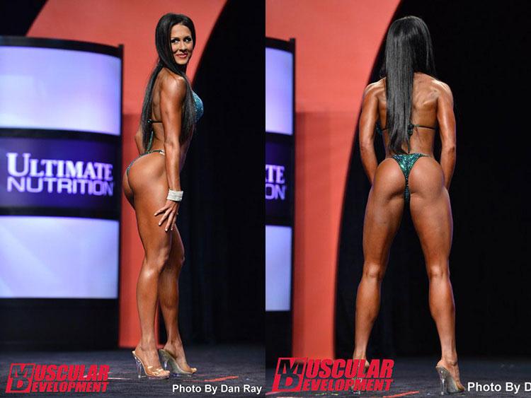 Эшли Кальтвассер Олимпия 2014