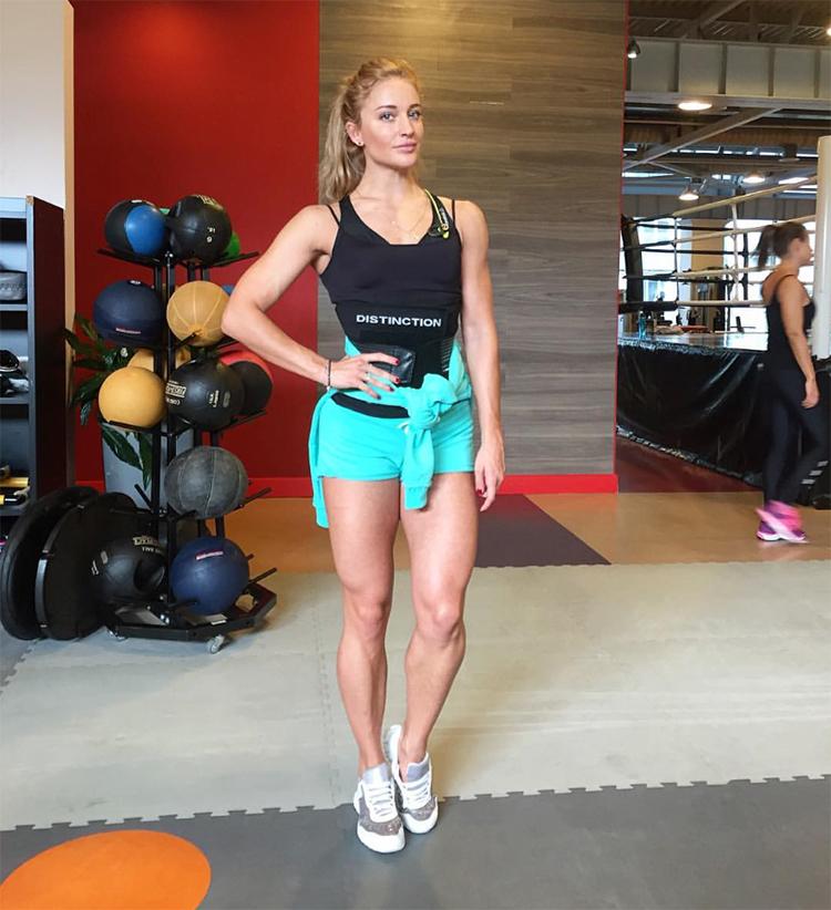 Фитнес упражнения для похудения программа