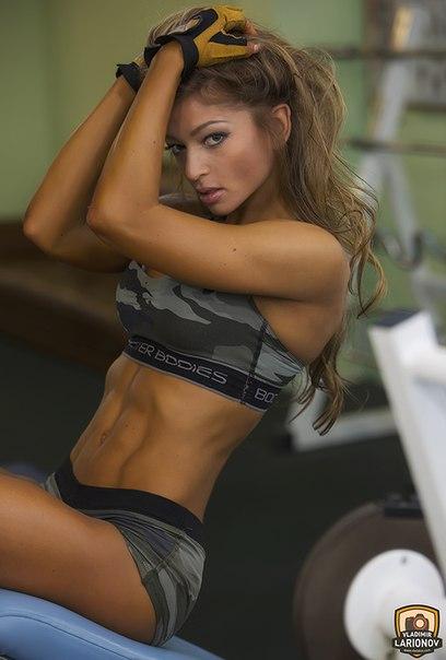 фото фитнес бикини Наталья Маркелова