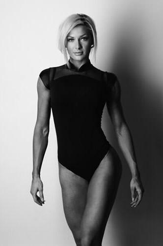 фото фитнес бикини Ольга Путрова