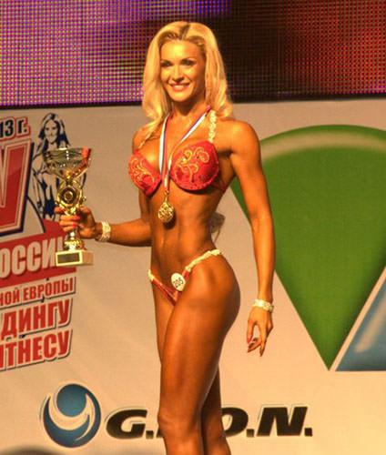 фото-фитнес бикини Ольга Путрова