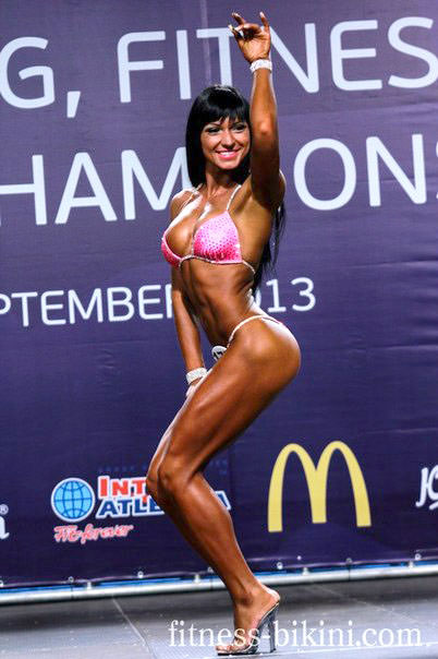 фото бикини фитнес бикини Светлана-Ерегина
