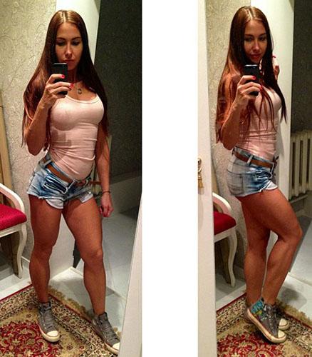 фитнес мотивация Марина Митрофанова