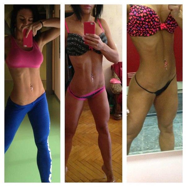 фитнес мотивация Елена Бурова