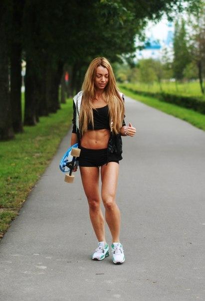фитнес мотивация мария крутикова