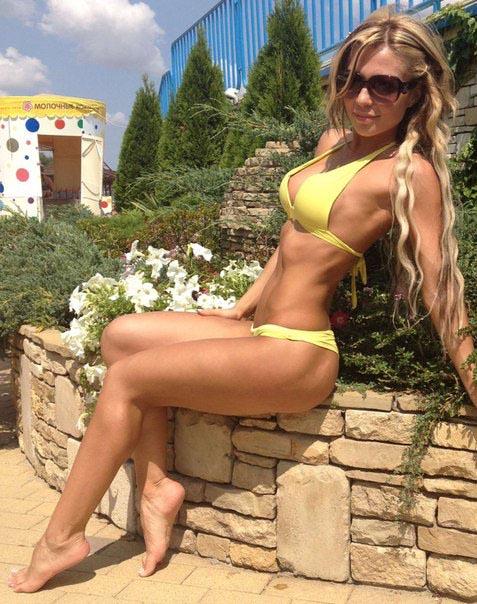 фитнес мотивация Екатерина Усманова