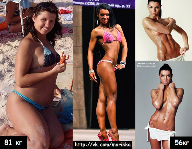 Марика Матесович фото до и после