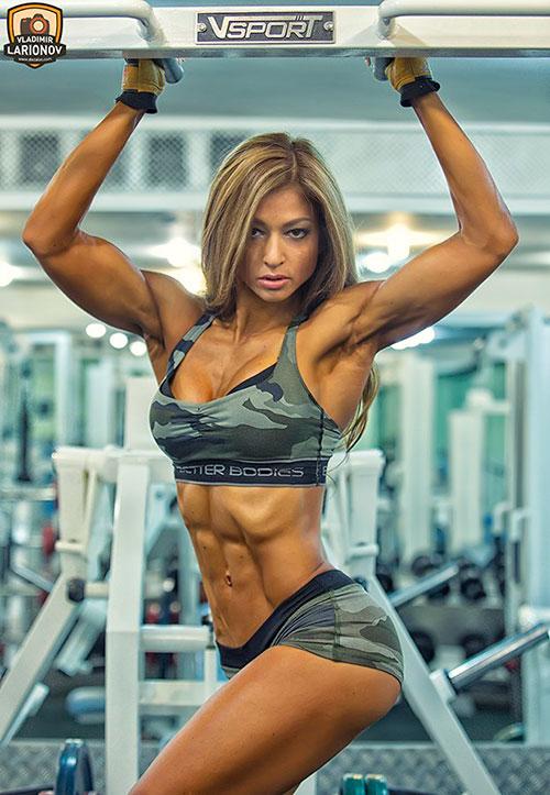 Наталья Маркелова фитнес бикини