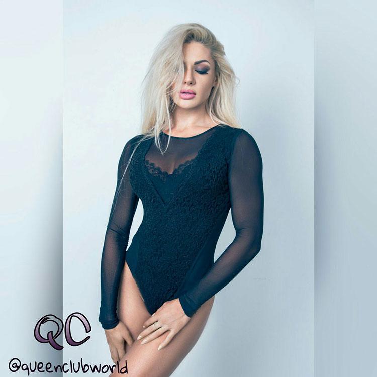 Ольга Путрова фитнес бикини