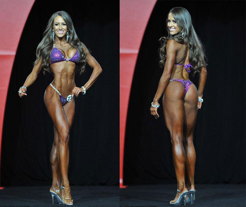 Мисс фитнес-бикини Олимпия 2016