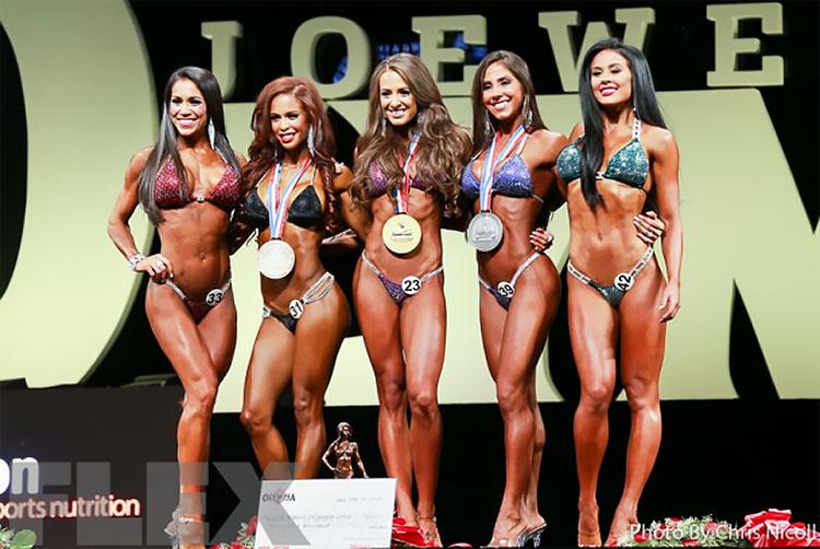 Мисс фитнес-бикини Олимпия 2016 Лас Вегас