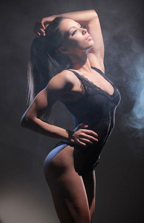 Софи Булатова-Тандилян фитнес бикини