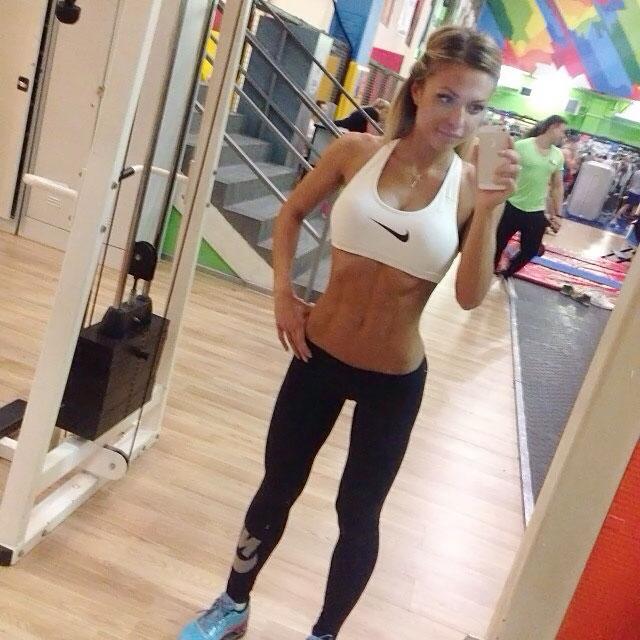 Екатерина Усманова фитнес бикини 2014