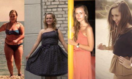 Татьяна Рыбакова — за 4 года похудела на 55кг