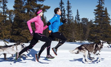 Бег зимой на улице — как не переохладиться и что надеть