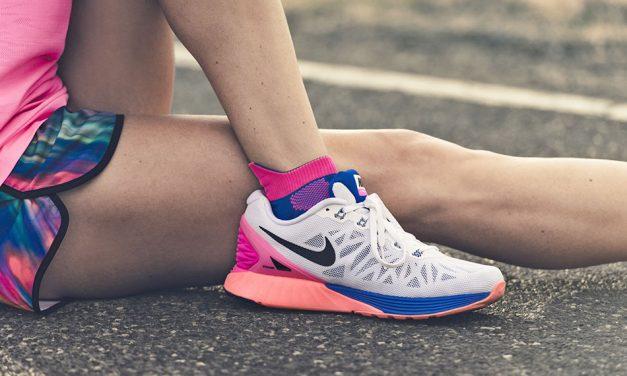 Беговые  кроссовки — выбор с учётом особенностей строения стопы