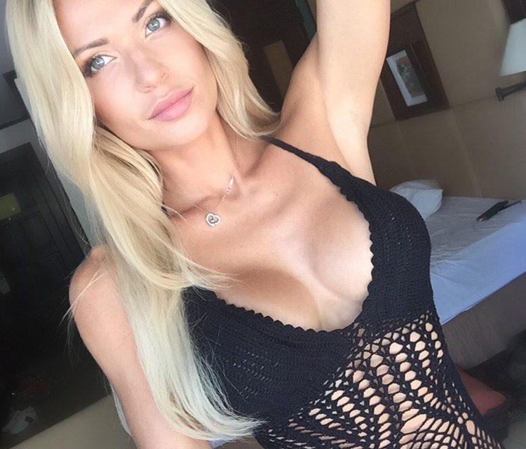 Екатерина Усманова — фитнес-бикини