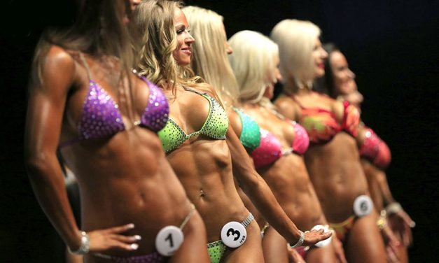 Девушкам: 6 причин НЕ соревноваться в фитнес-бикини