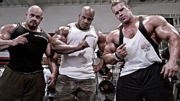 Секреты тренировок для набора мышечной массы