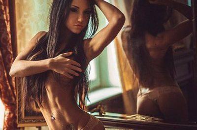 Оксана Артёмова — фитнес-бикини