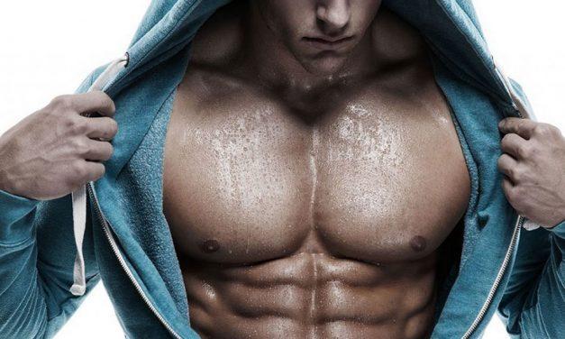 Тренировка мышц груди на массу