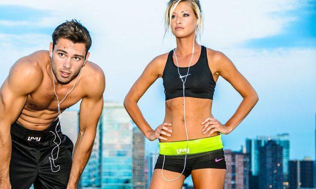 Интервальный бег: программа тренировок