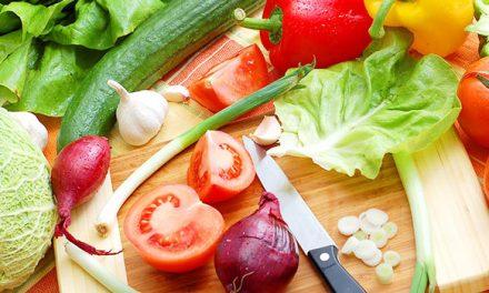 Инфографика: как приготовить идеальный салат?