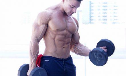 Круговая тренировка для сжигания жира за 20 минут (для мужчин)