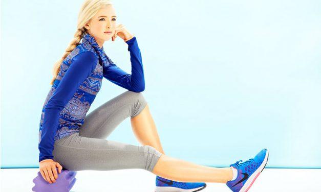 Массажный цилиндр (foam roller): как снять боль в мышцах после тренировки