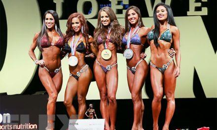 Мисс фитнес-бикини Олимпия 2016 Лас-Вегас