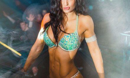 Наталья Маркелова — фитнес-бикини