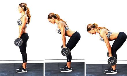 Ноги и ягодицы: лучшие упражнения для девушек