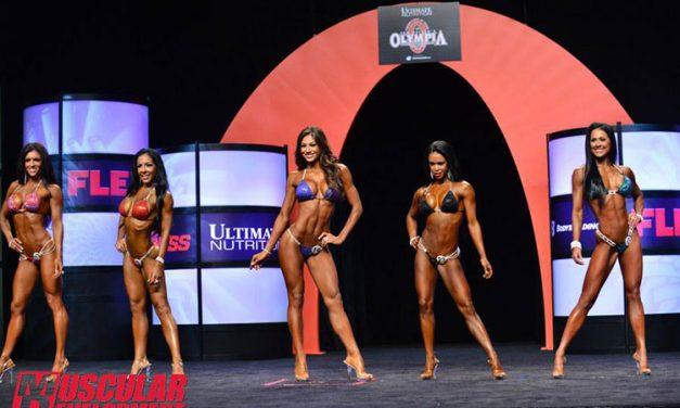 Бикини Олимпия 2014 — победительницы