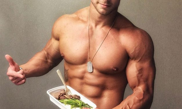 10 Правил питания для роста мышц
