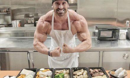 Питание для набора мышечной массы: Калории и БЖУ