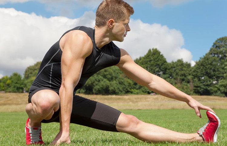 Упражнения на растяжку мышц до и после тренировки