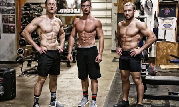 Упражнения для правильной осанки в тренажерном зале (видео)
