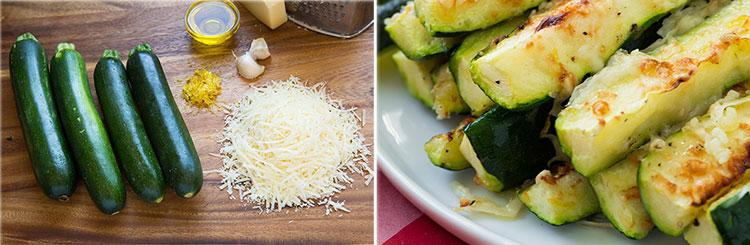 цукини с сыром рецепт с фото
